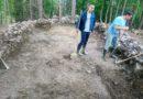 Заглавак-Црква- Ископавања