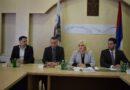 Михајловић и Удовичић, министри посета Бајиној Башти