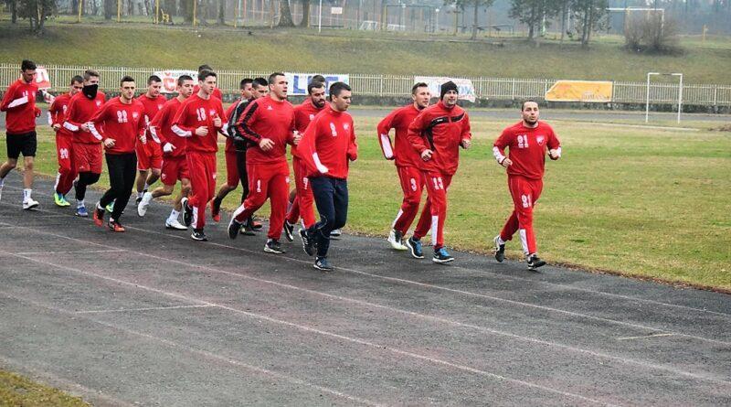 ФК Слога почела припреме за наставак првенства