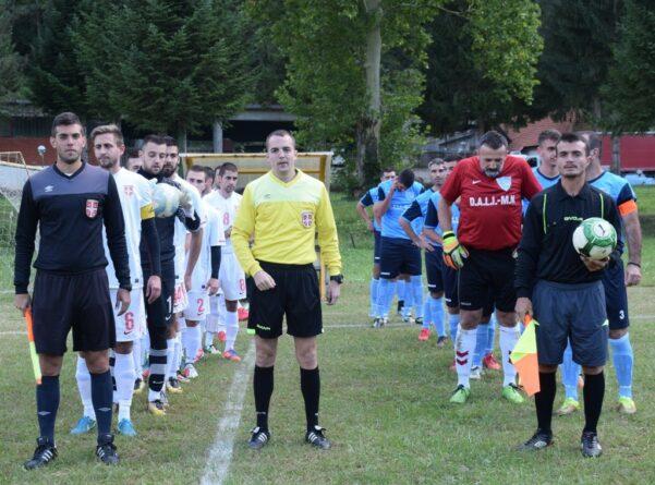 ФК Перућац славио против екипе Лазарице са 3:0