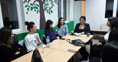 Са оснивачке скупштине наставника страних језик