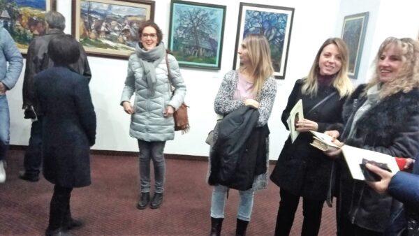 Одушевљена публика: Изложба Дрина етно-арт