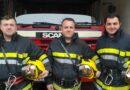 Ватрогасци који су гасили пожар у Пепељу - Пилица
