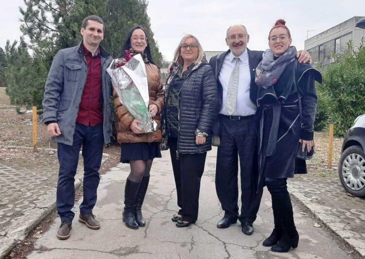 Тотошковићи - слика за породични албум