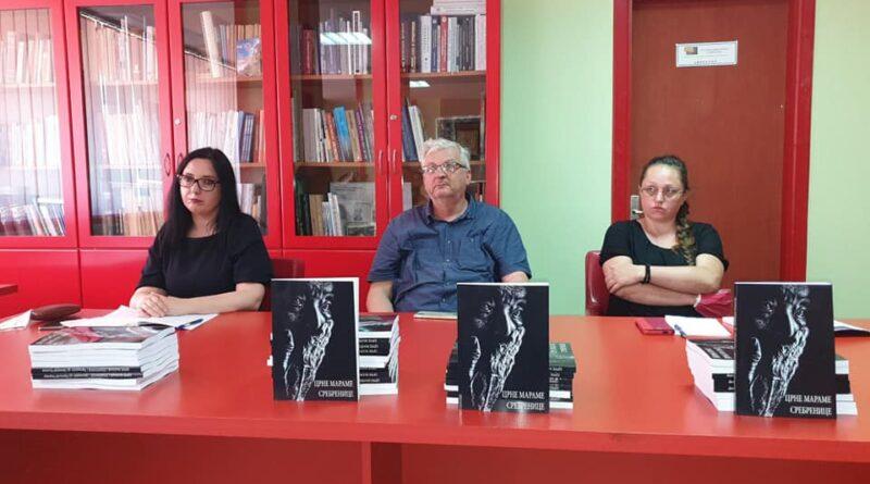 Представљање књиге Црне мараме Сребренице др Радомира Павловића
