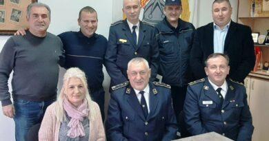 Novi Izvrsni odbor Vatrogasnog saveza Srbije