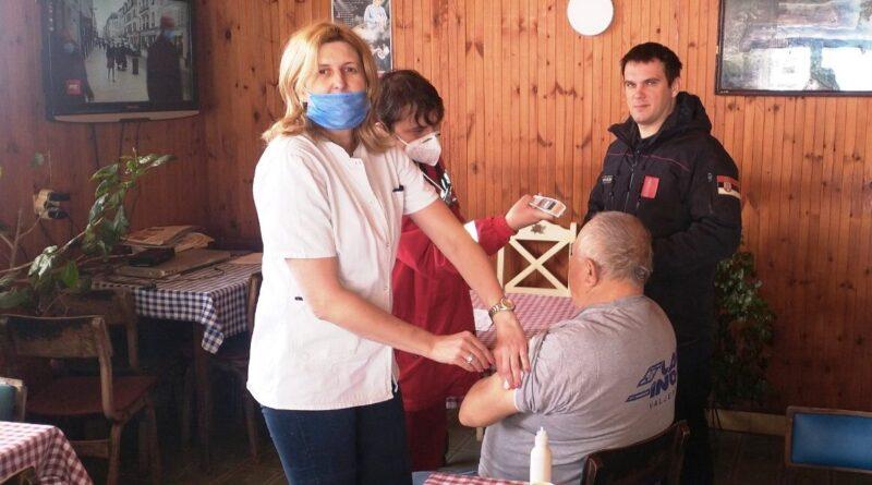 ДЗ - вакцинација