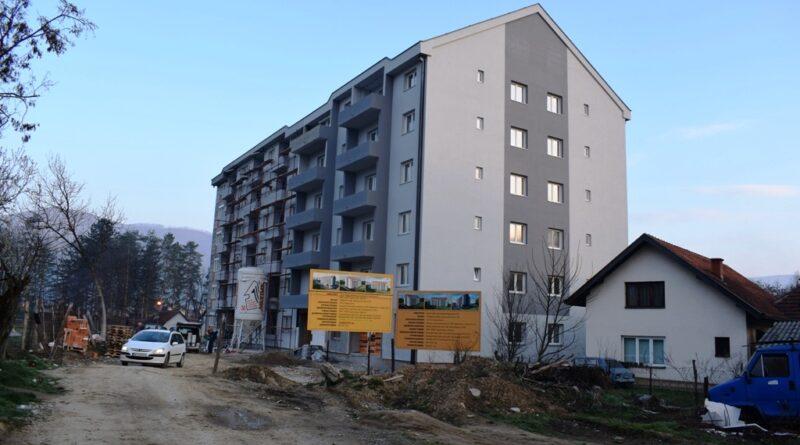 """Ускоро усељење у стамбеној згради """"Зарићка""""са 56 станова"""