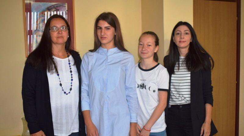 """Екипа ОШ """"Свети Сава"""" Бајина Башта на републичком такмичењу"""