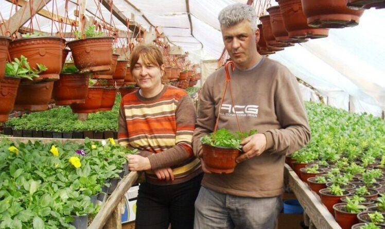 Новак и Весна Петровић