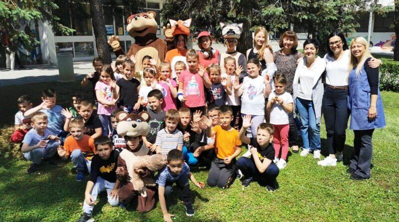 Deca gosti ekoloske sekcije