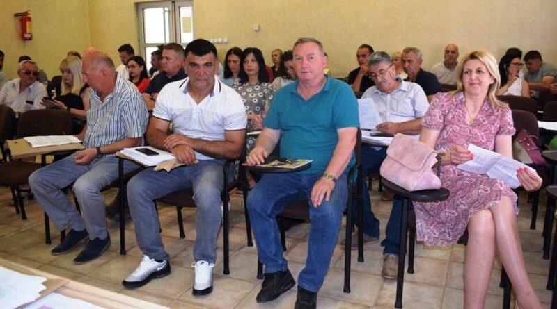5. седница СО Бајина Башта