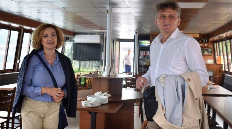 Марија Лабовић и Дејан Млађеновић