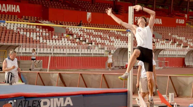 Марковићев скок за лични рекорд