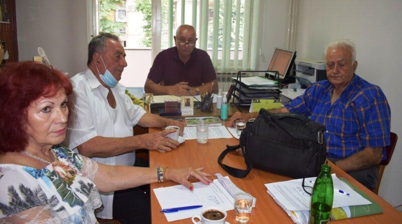 Седница УО Удружења пензионера