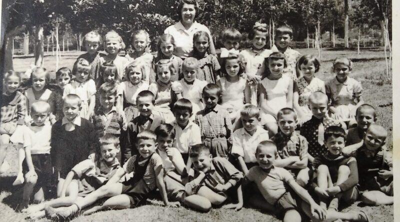 ББ ВРЕМЕПЛОВ - ОШ БАЈИНА БАШТА, ГЕНЕРАЦИЈА 1950. ГОДИШТЕ