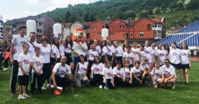 Спортисти Бајине Баште на Спортским играма на Златибору