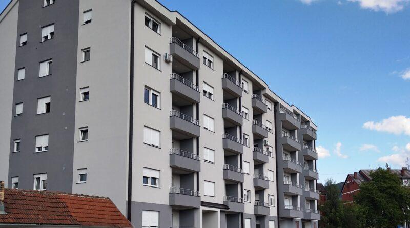 """Стамбена зграда """"Зарићка"""" са 56 станова"""