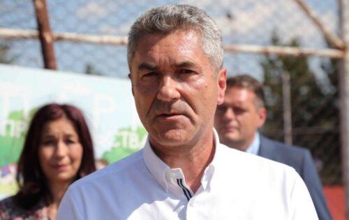 Љупко Ћировић, директор ВУ Тара
