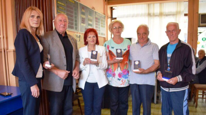 Добитници признања на Дан Удружења