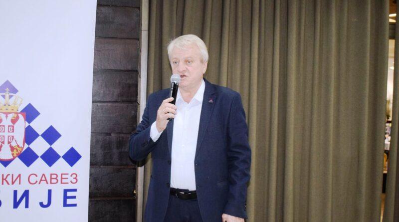 Миливоје Миливојевић, секретар ШС ЦС