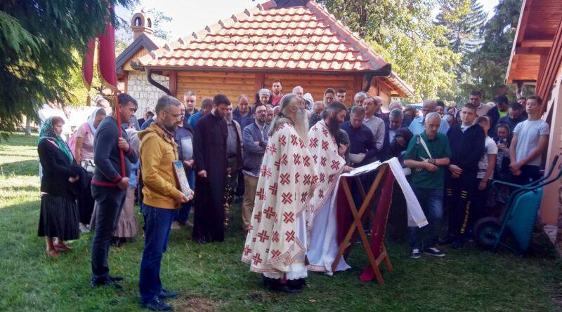Манастирска слава на Калуђерским Барама