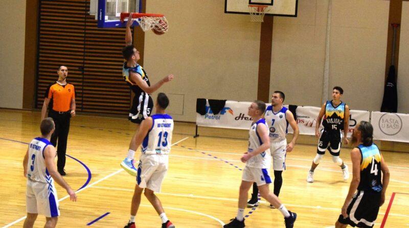 Студент- Црнокоса, кошарка